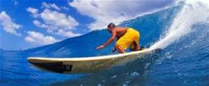LongboardSurfing